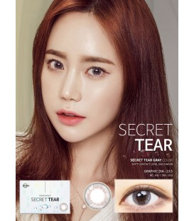 LENSME SECRET TEAR GRAY