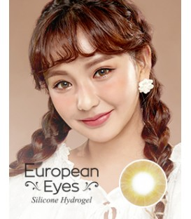LENSTOWN EUROPEAN EYES BROWN