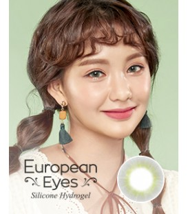 LENSTOWN EUROPEAN EYES GRAY