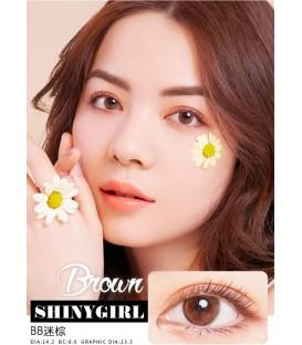SHINY GIRL BB迷戀 BROWN