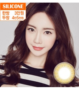 LENSME NOBLE SHINE SOUL BROWN