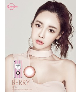 LENSME SUGAR PEARL BERRY TEA PINK