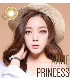 DORISCON ANNE PRINCESS BROWN