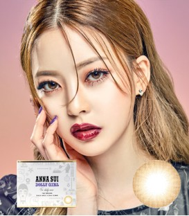 ANNA SUI DOLLY GIRL TINT BROWN [IN STOCK]