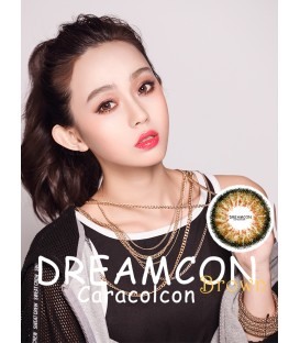 DREAMCON CARACOLCON 幻彩 BROWN