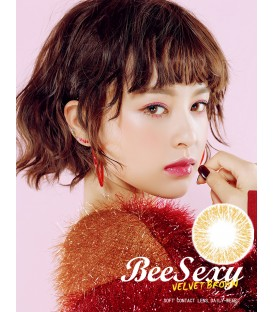 BEESEXY 絲絨 BROWN