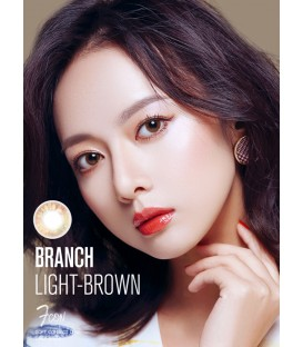 LAMODE BRANCH 7CON LIGHT BROWN